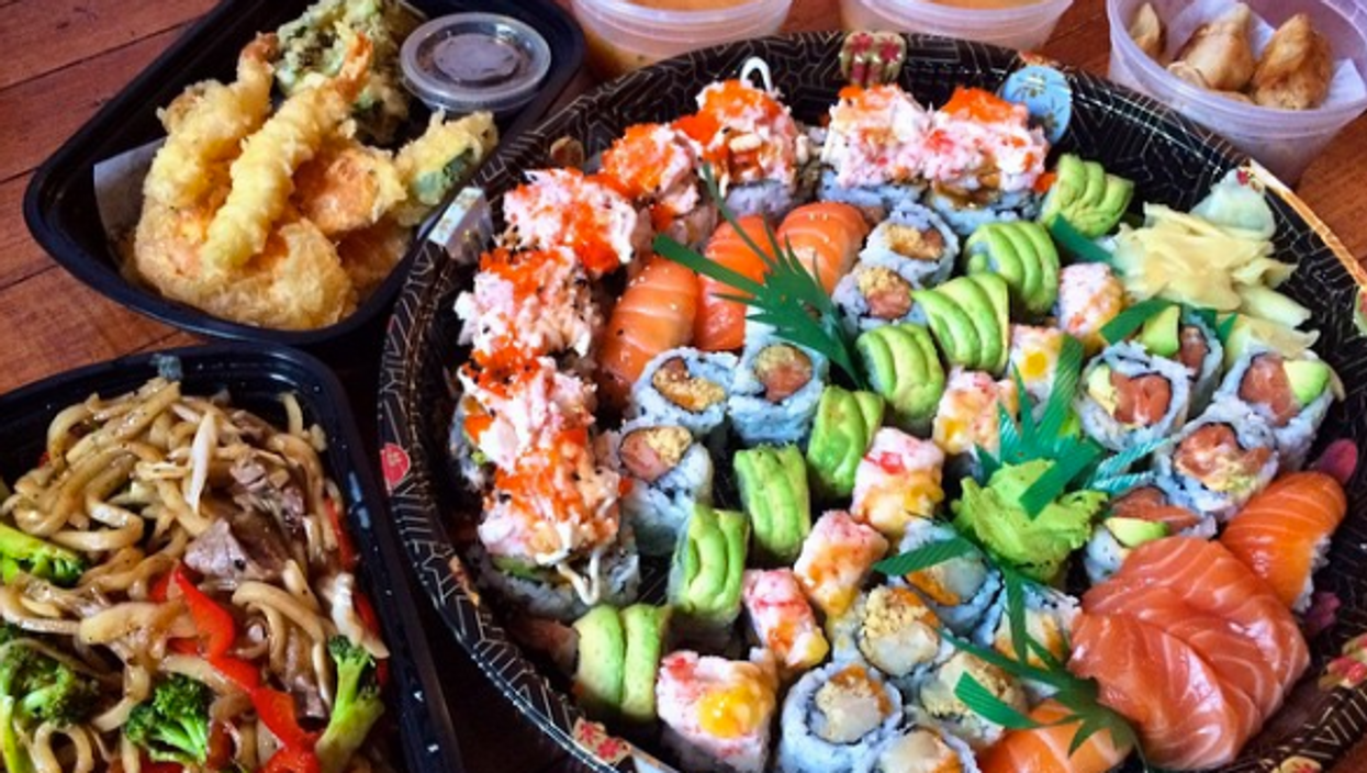 10 Sushi Restaurants In Nova Scotia That Will Give You A Major Food Coma