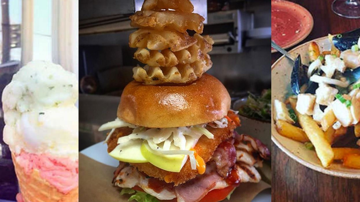 11 Bucket List Foods You Have To Try In Kingston