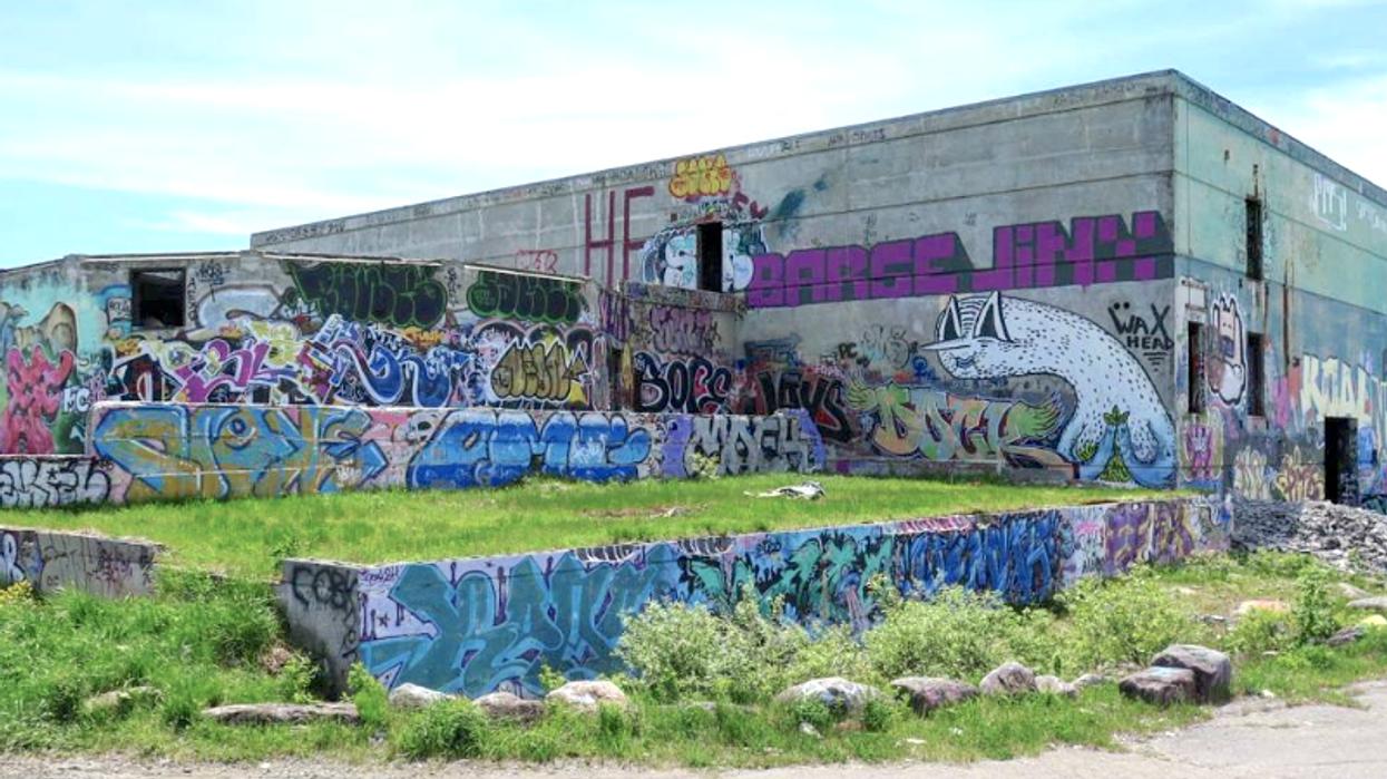 You Need To Visit This Creepy Abandoned Military Base Near Ottawa