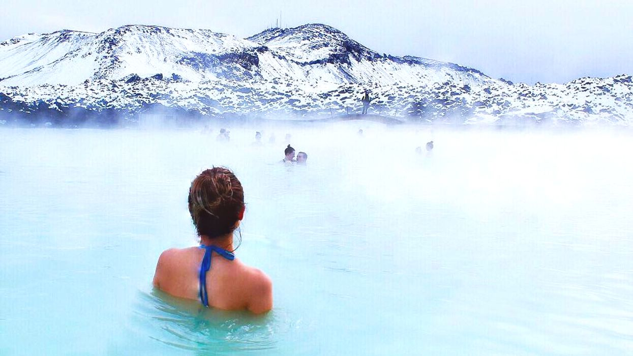 You Can Fly To Iceland To See The Blue Lagoon And Northern Lights