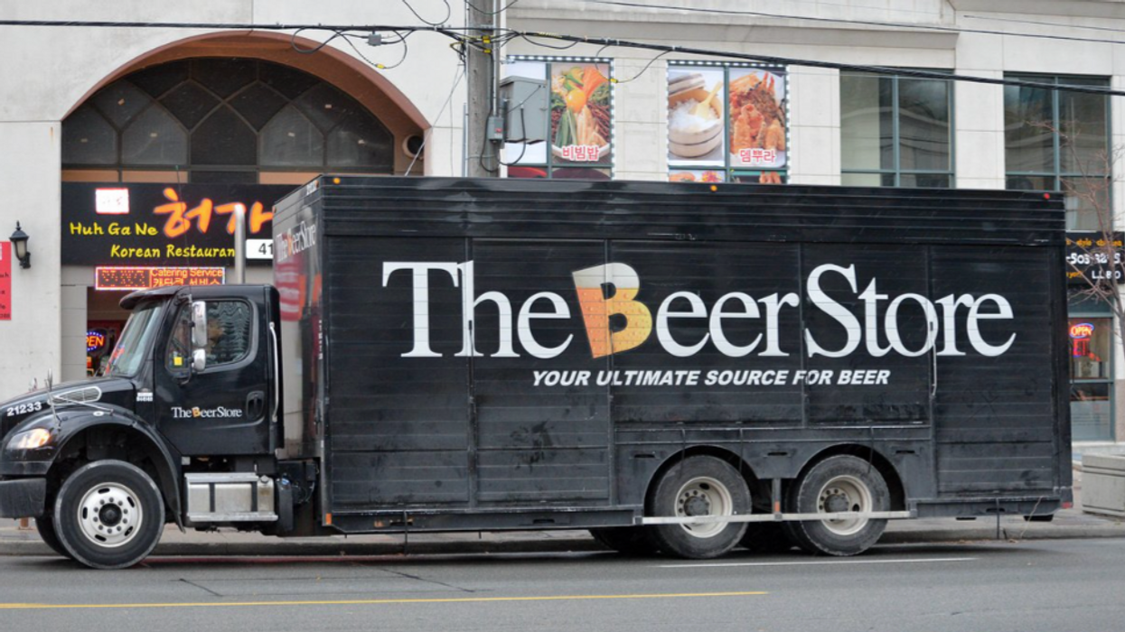 The Beer Store Is Launching A Home Delivery Service In Ottawa