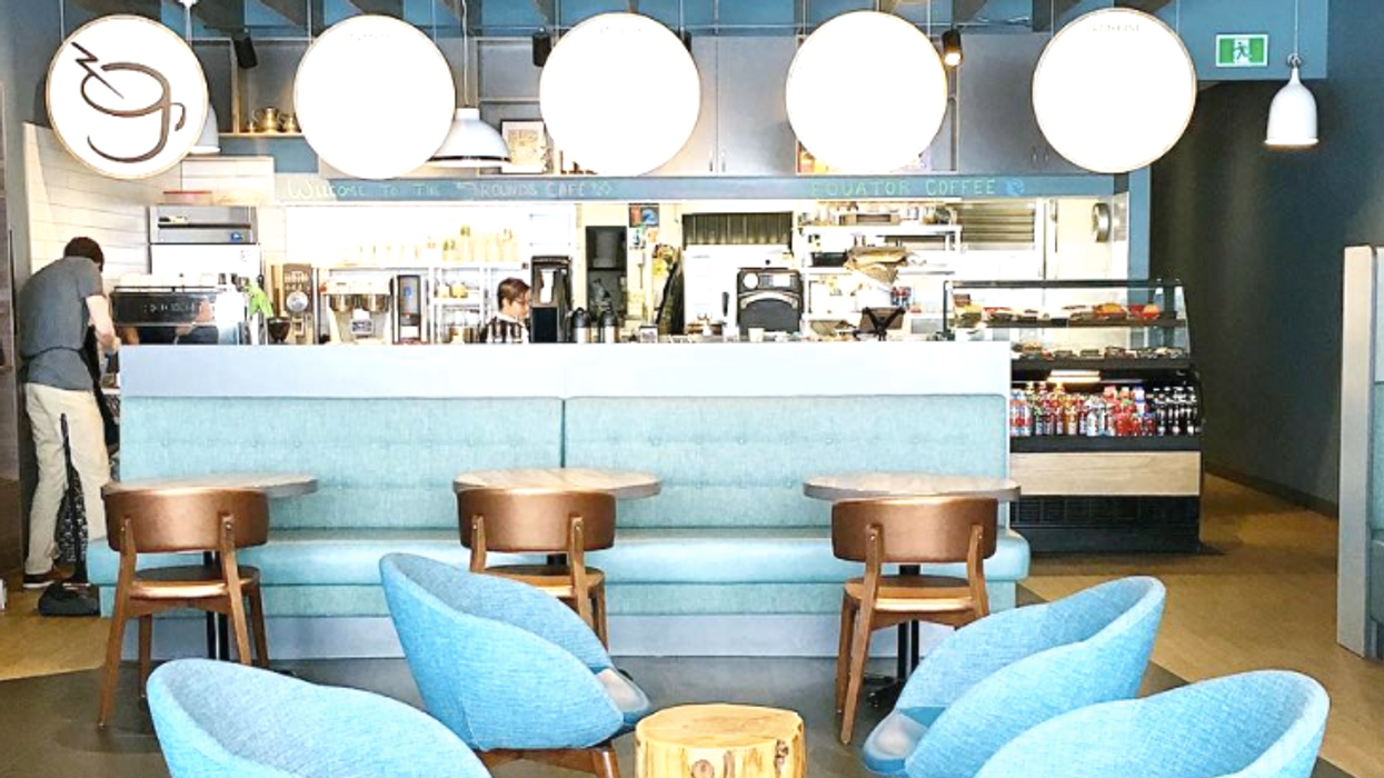 This Stunning Coffee Shop In Ottawa Is The Most Underrated In The City