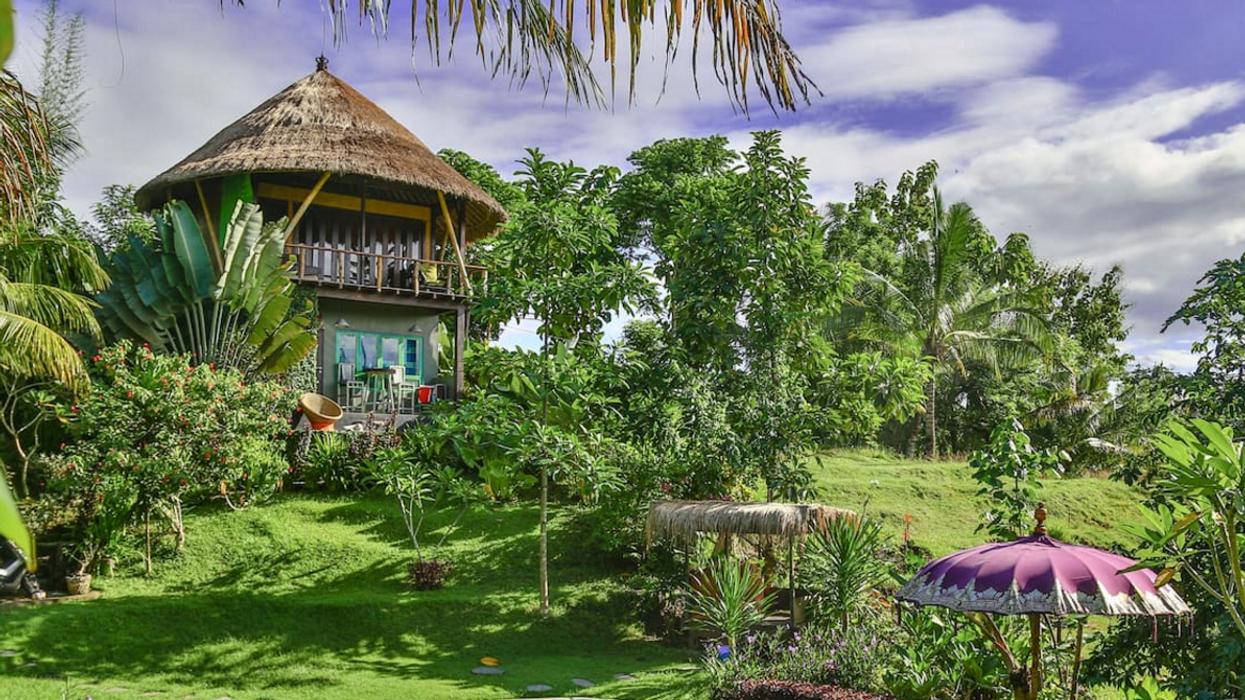 This Insane Treehouse In Bali Is The Perfect Summer Hideaway