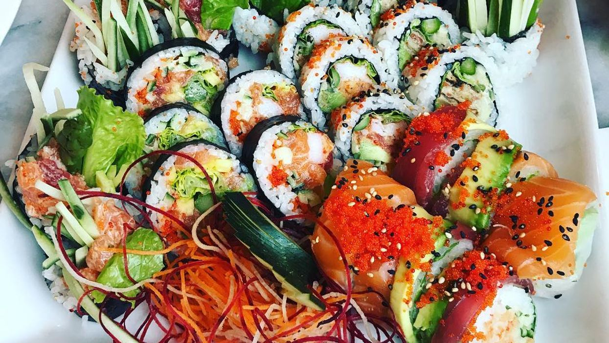 Tous les restos à connaître à Montréal si tu capotes sur les sushis