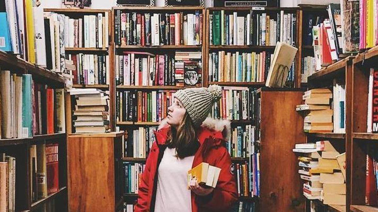 Cette librairie de Montréal est un véritable trésor caché