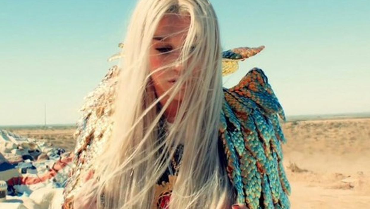 Ke$ha Just Released Her First Music Video Since Dr. Luke Scandal And It's Moving AF