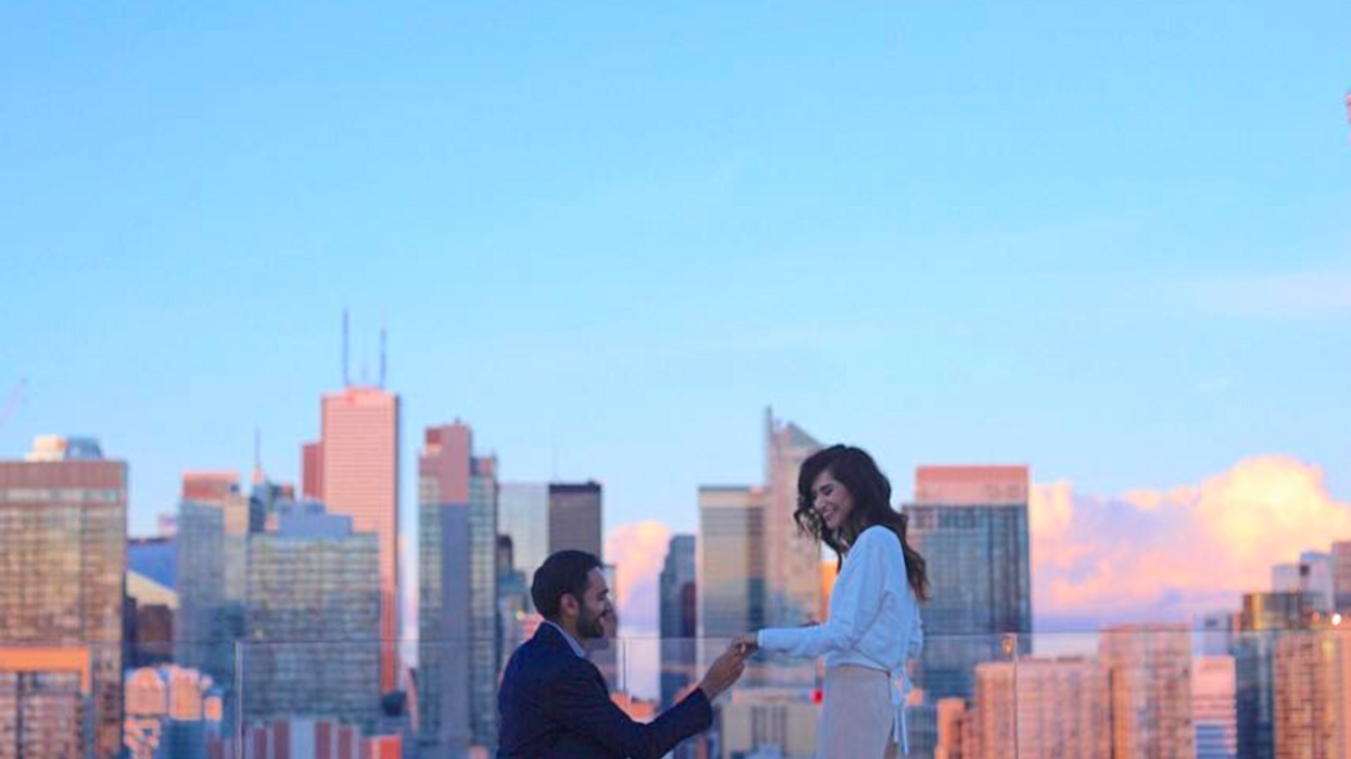 16 Most Magical Places To Propose To Someone In Toronto By Season