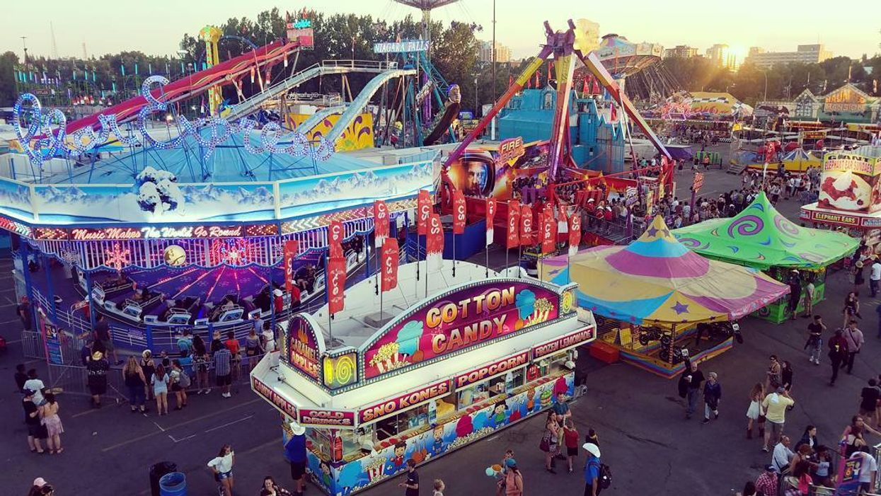26 Things You Can Cross Off Your Summer Bucket List At The Calgary Stampede
