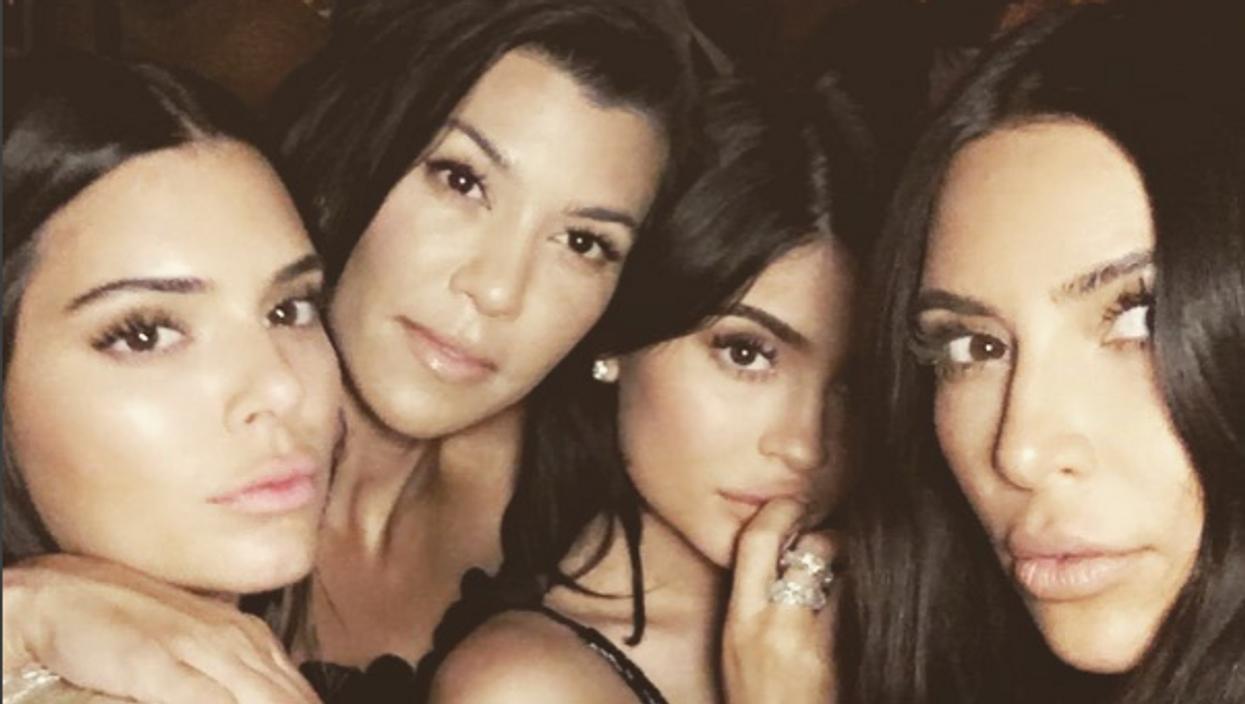 The Kardashians Might Be Team Chyna In The Rob Vs. Blac Drama