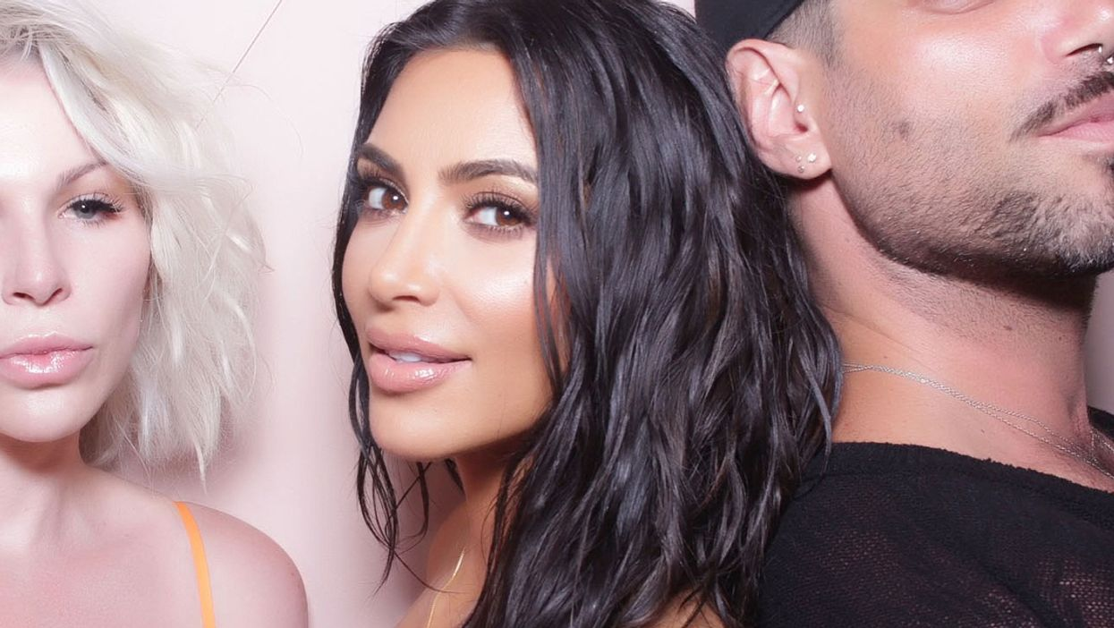 This is EXACTLY How Kim Kardashian Does Her Perfect Contour