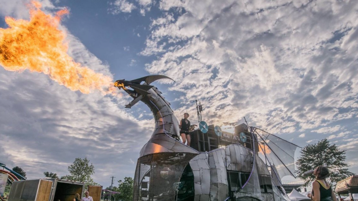 Toronto's Getting An Insane Music Festival That's Straight Out Of Game Of Thrones