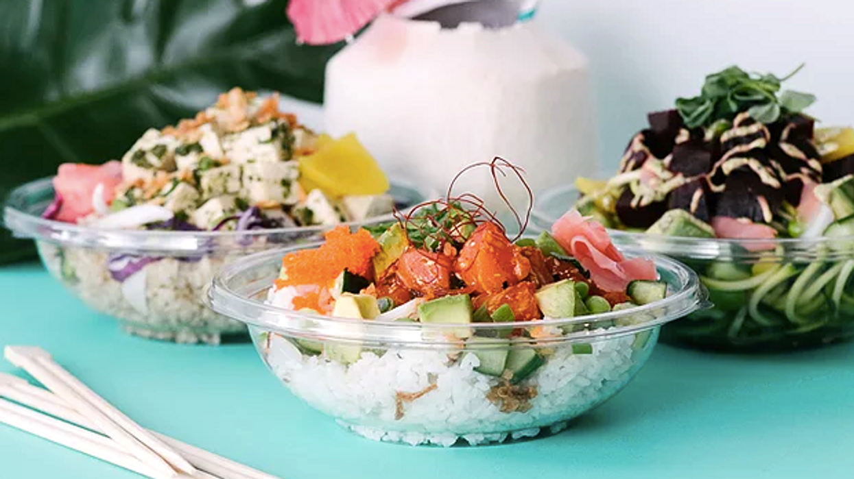 You'll Feel Like You Teleported To Hawaii At This New Poké Bowl Spot In Ottawa