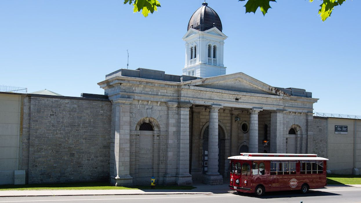 You Can Now Visit Canada's Oldest Maximum Security Prison