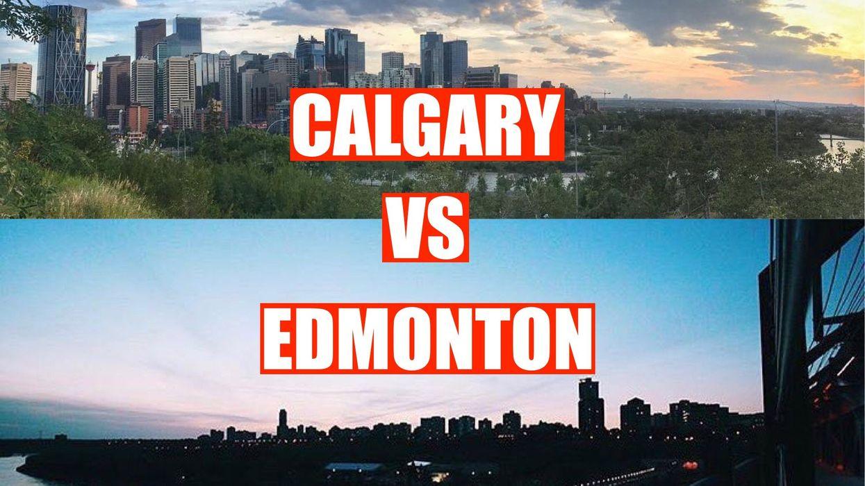 Calgary Vs Edmonton: Where Should You Be Living?