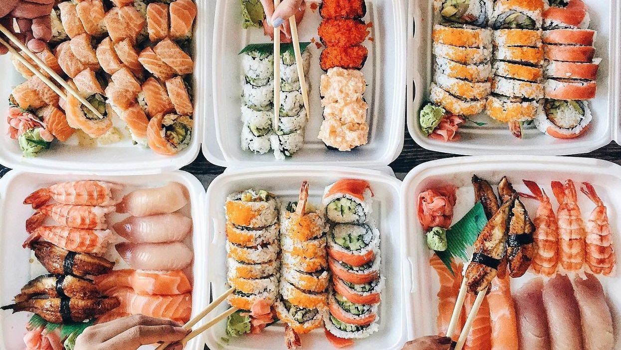 21 Bucket List Sushi Restaurants You Have To Try In Winnipeg