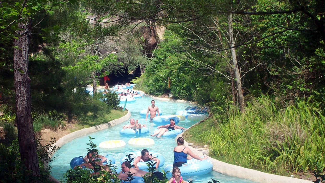 This Lazy River In Nova Scotia Is The Ultimate Summer Hangout Spot