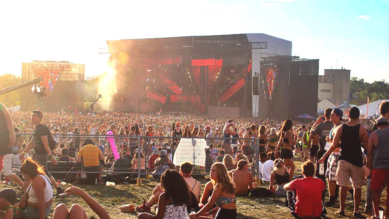 This Is The New Drug That's Making Its Way Into Toronto Music Festivals