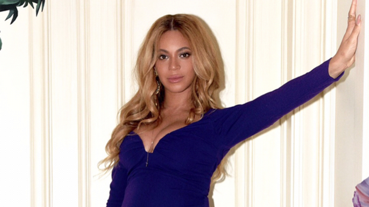 Beyoncé nous présente la première photo officielle de ses jumeaux