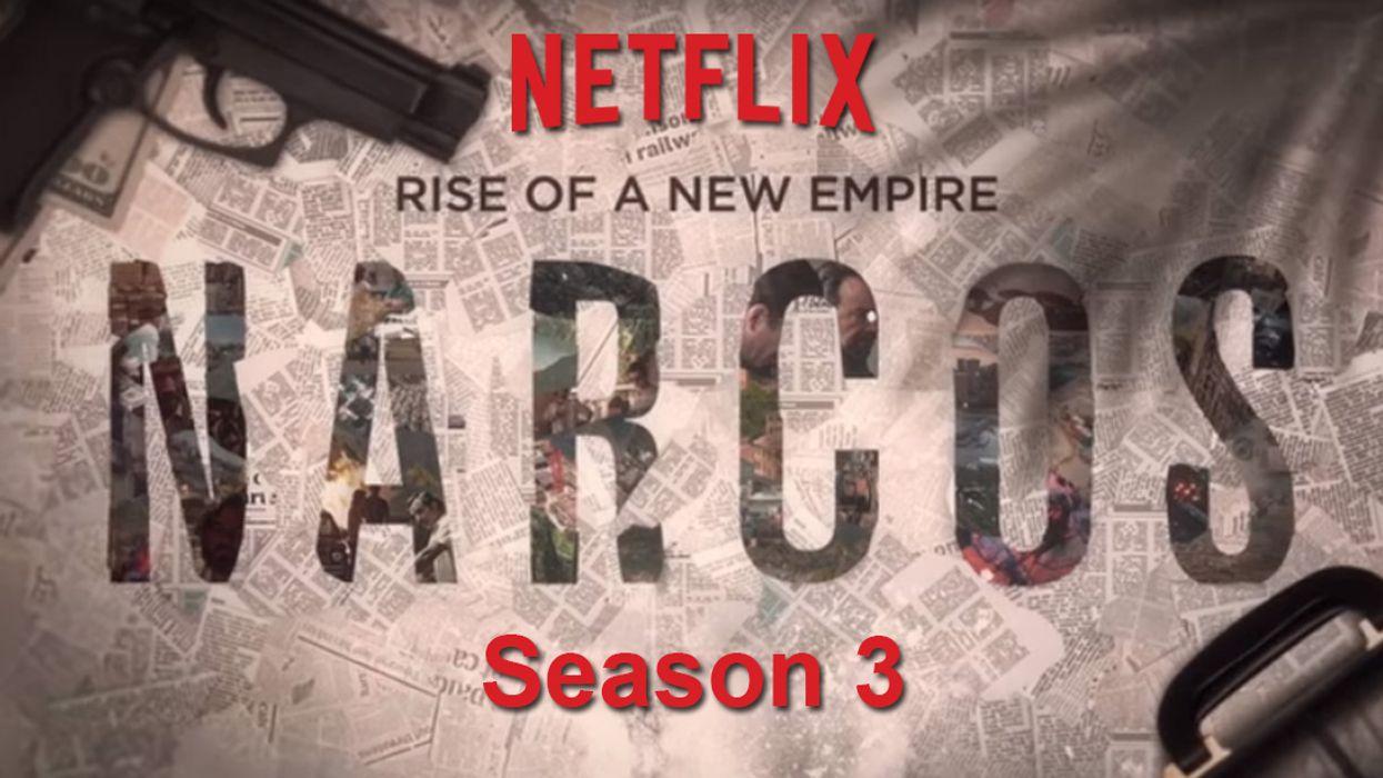 Netflix Announces Narcos Season 3 Release Date
