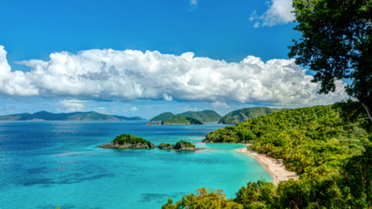 The Virgin Islands Will Pay You To Visit In 2017