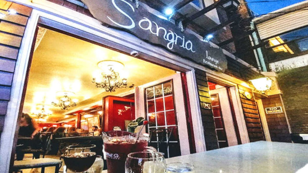 This Sangria Lounge Is One Of Toronto's Best Kept Secrets