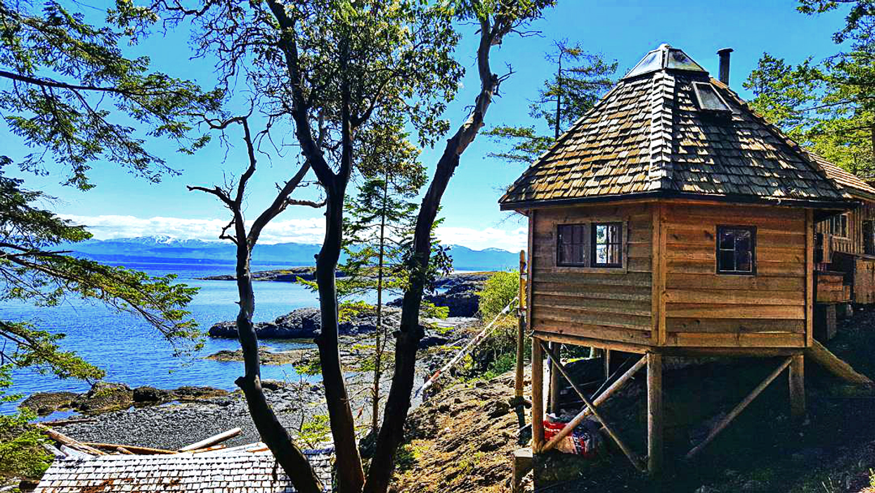 If You Hate People, You Should Move To This Secret Island In Canada