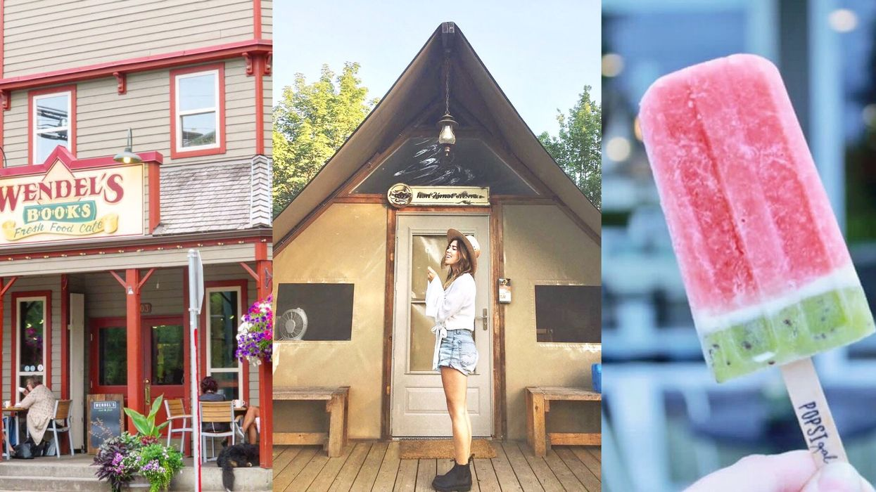 """This """"Hidden"""" Gem Village Is Literally The Cutest Place In BC"""