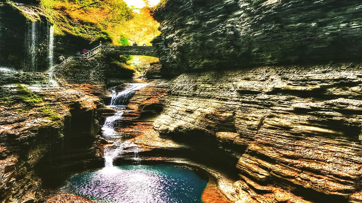 This Spectacular Gorge Is Only A Few Hours Away From Toronto