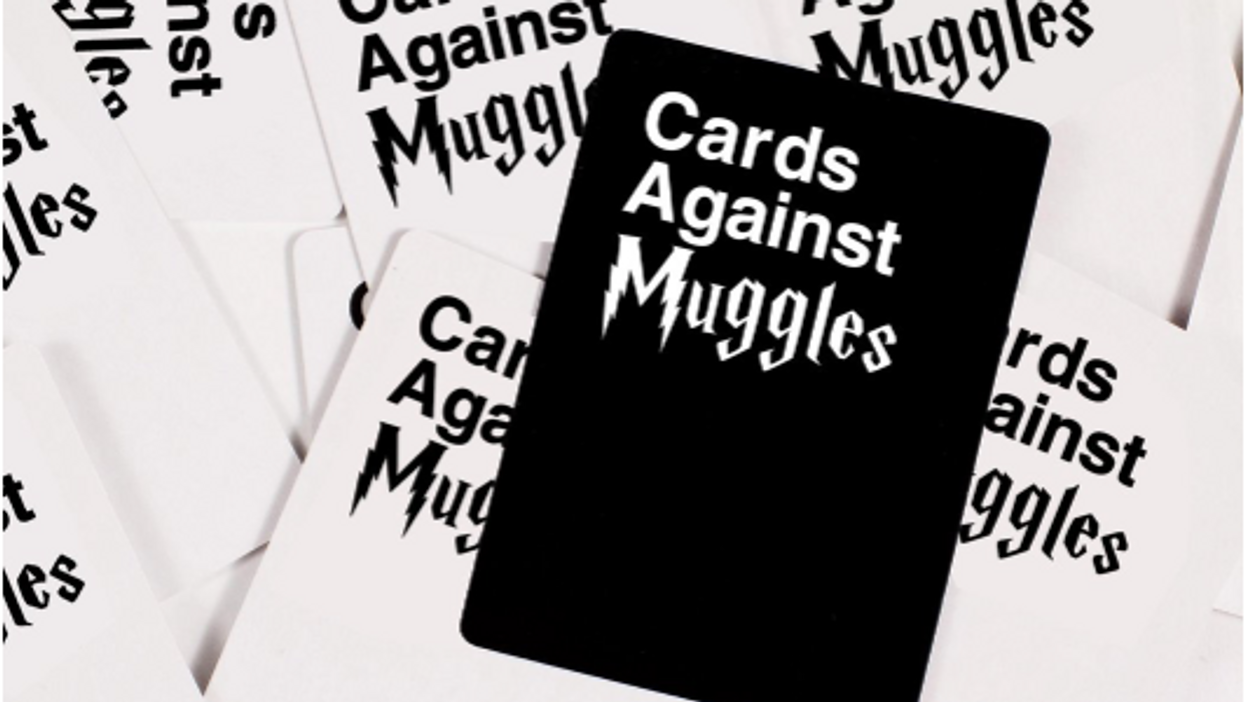 """Harry Potter Fans Made """"Cards Against Muggles"""" And It Is Bloody Brilliant"""