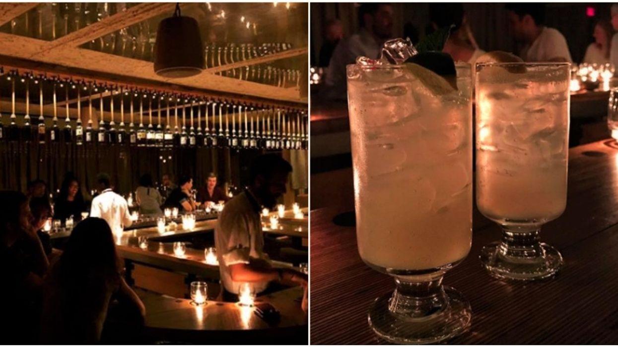 Ce bar «secret» à Montréal est parfait pour une soirée très sexy