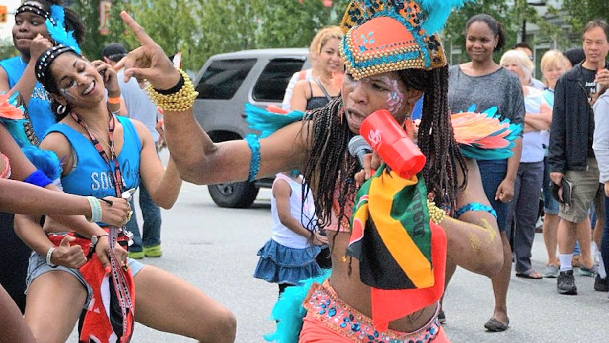 A Massive Caribbean Party Is Happening In Vancouver This Weekend And It's Totally Free