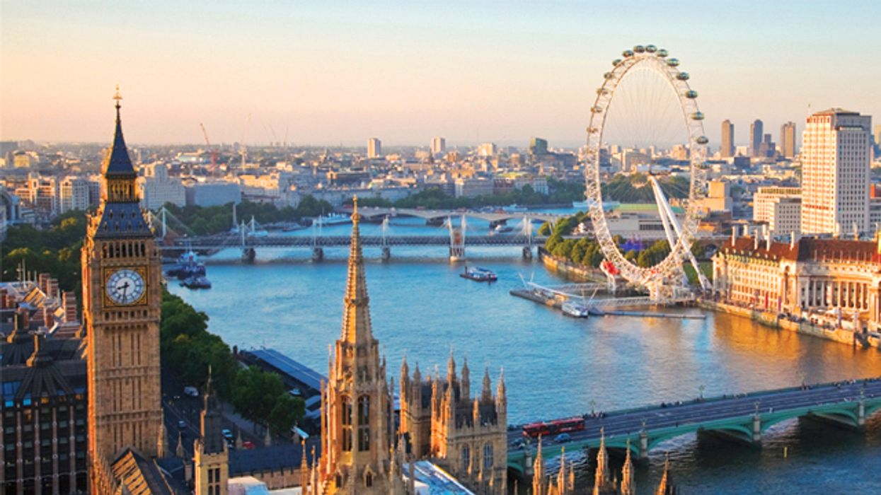 You Can Now Fly To London From Vancouver For $643 Round Trip