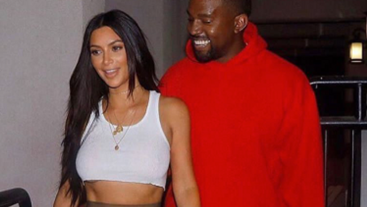 Kim Kardashian's Surrogate Is Officially Pregnant - Here's When She's Due