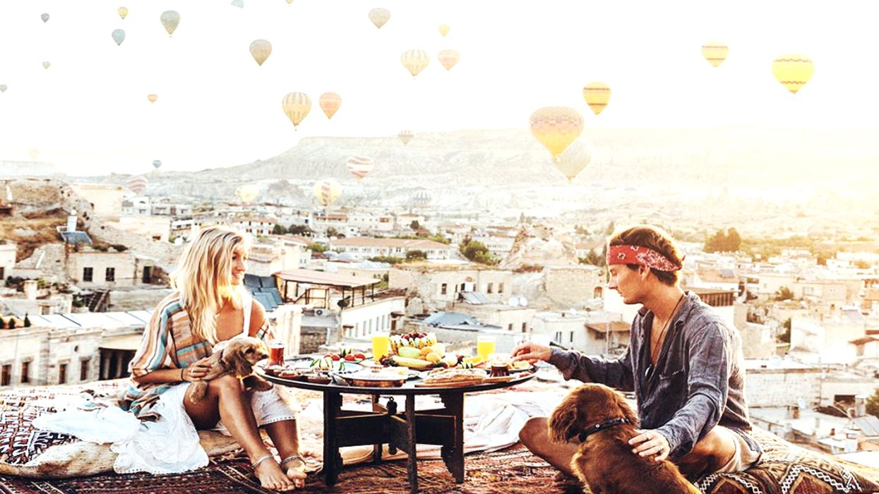 Meet The Instagram Couple That Gets Paid 6-Figure Salaries To Travel The World