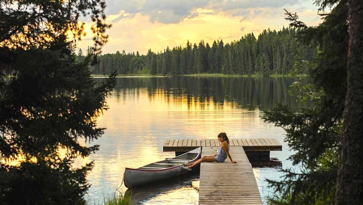 12 Beautiful Saskatchewan Camping Spots That Will Win Over Your GF Who Hates Camping