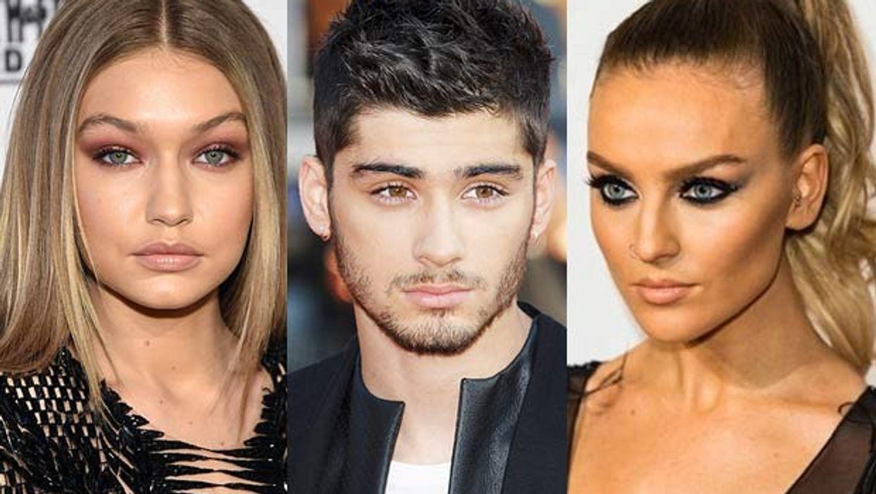Little Mix Singer Perrie Edwards Shades Zayn Malik & Gigi Hadid Hard Over The Weekend