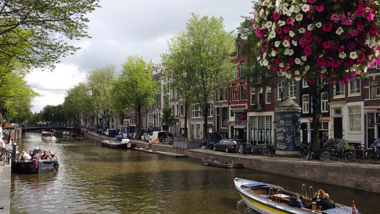 Everything You Need To Know About Smoking Weed In Amsterdam