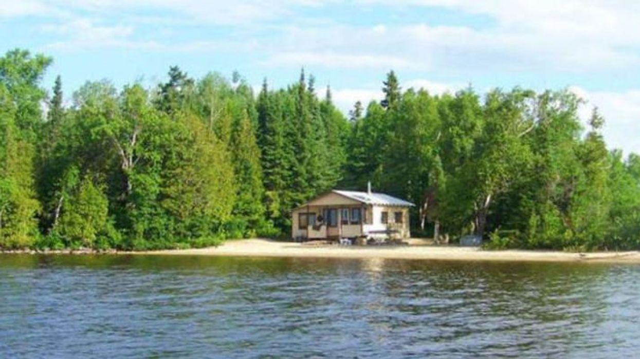 Voici l'île paradisiaque que tu dois louer au Québec cet été