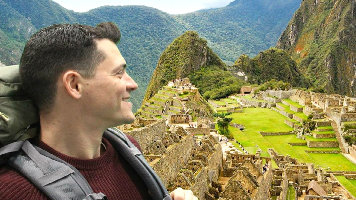 This Guy Quit His Job To Travel Full-Time And Proves We Can All Do It Too