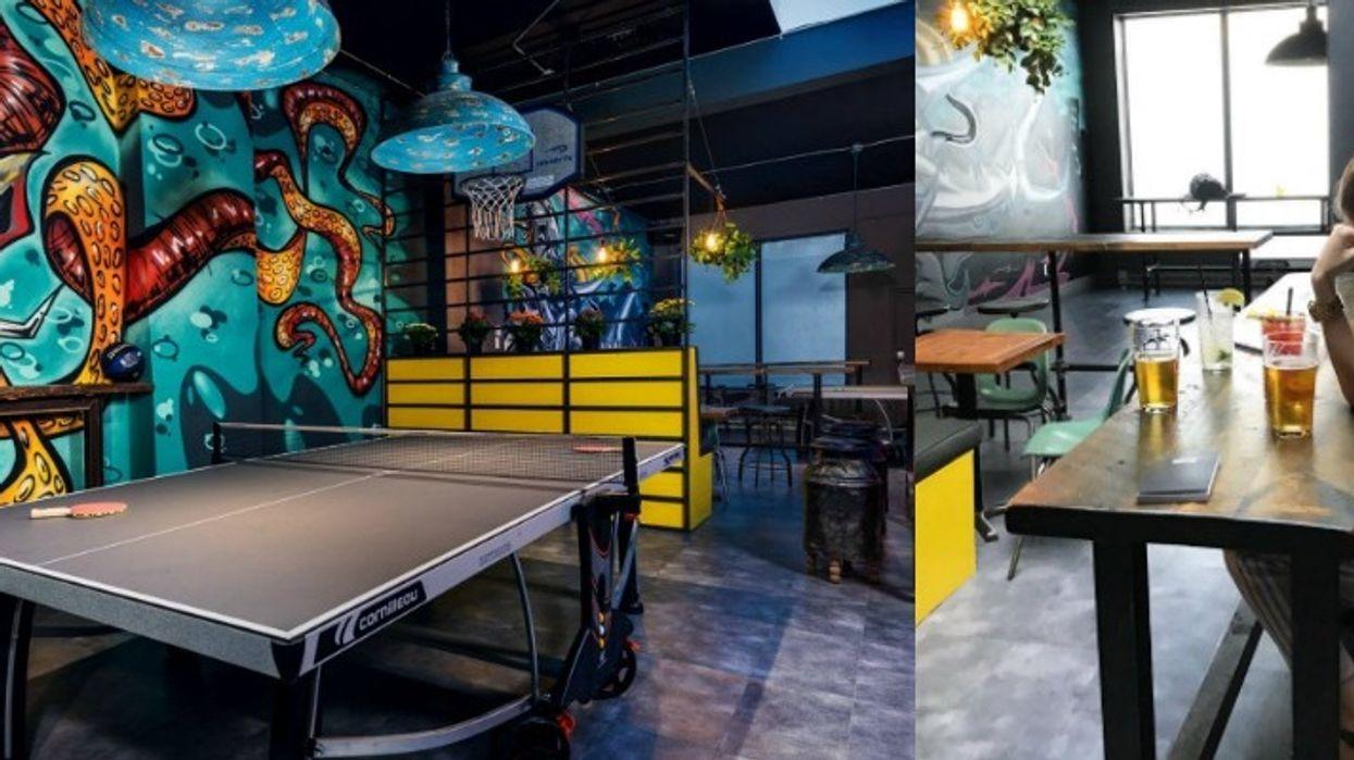 Le nouveau bar à ping pong où tu vas vouloir passer tes soirées à Montréal