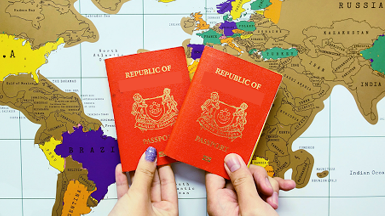 This Is The Best Passport To Have For Travelling The World