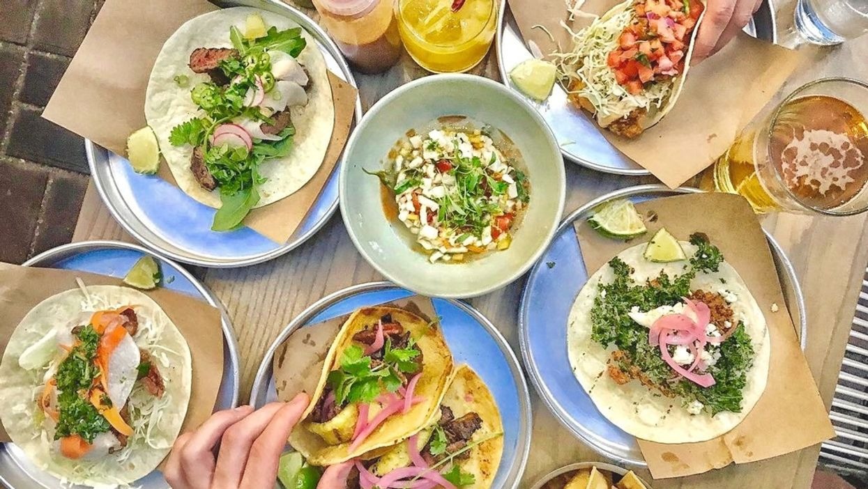 16 Vancouver Bucket List Taco Joints That We'd Much Rather Keep Secret