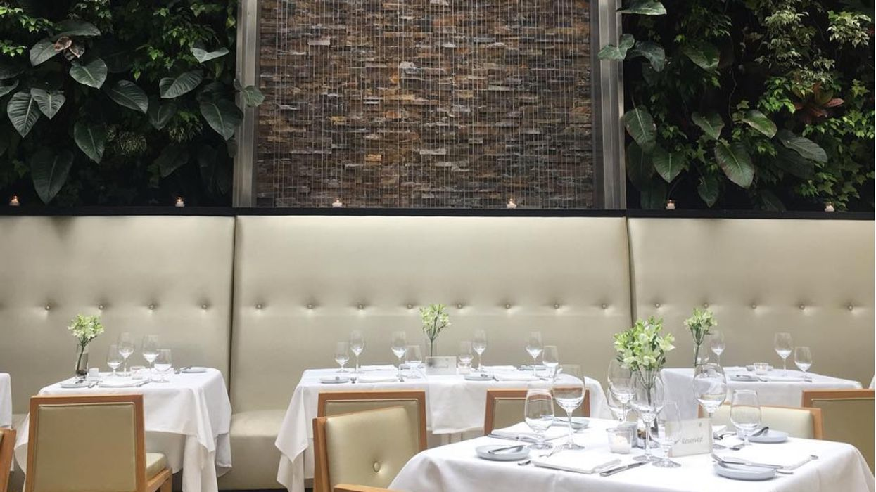 12 Upscale Restaurants in Toronto When You Want To Treat Yourself