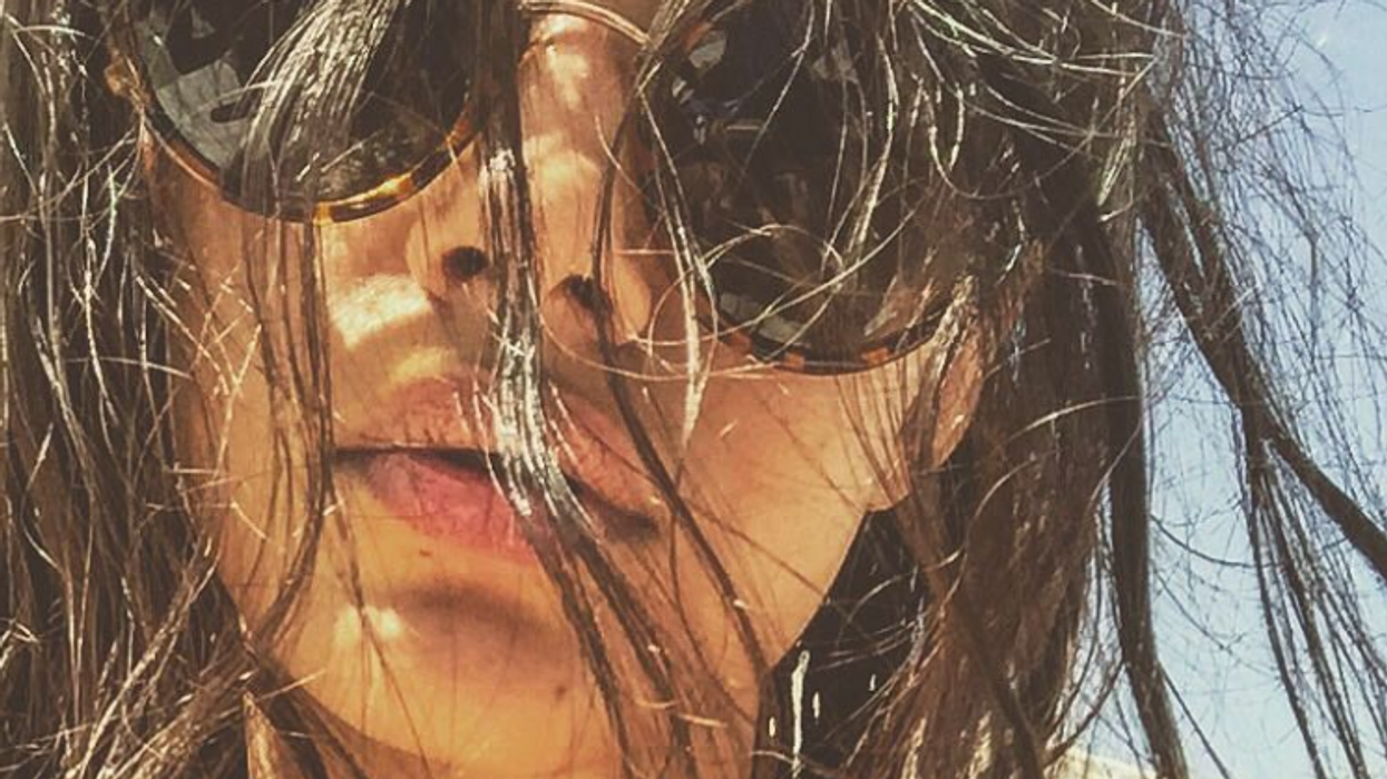 11 problèmes qu'on a tous déjà subi à cause de nos f*cking cheveux