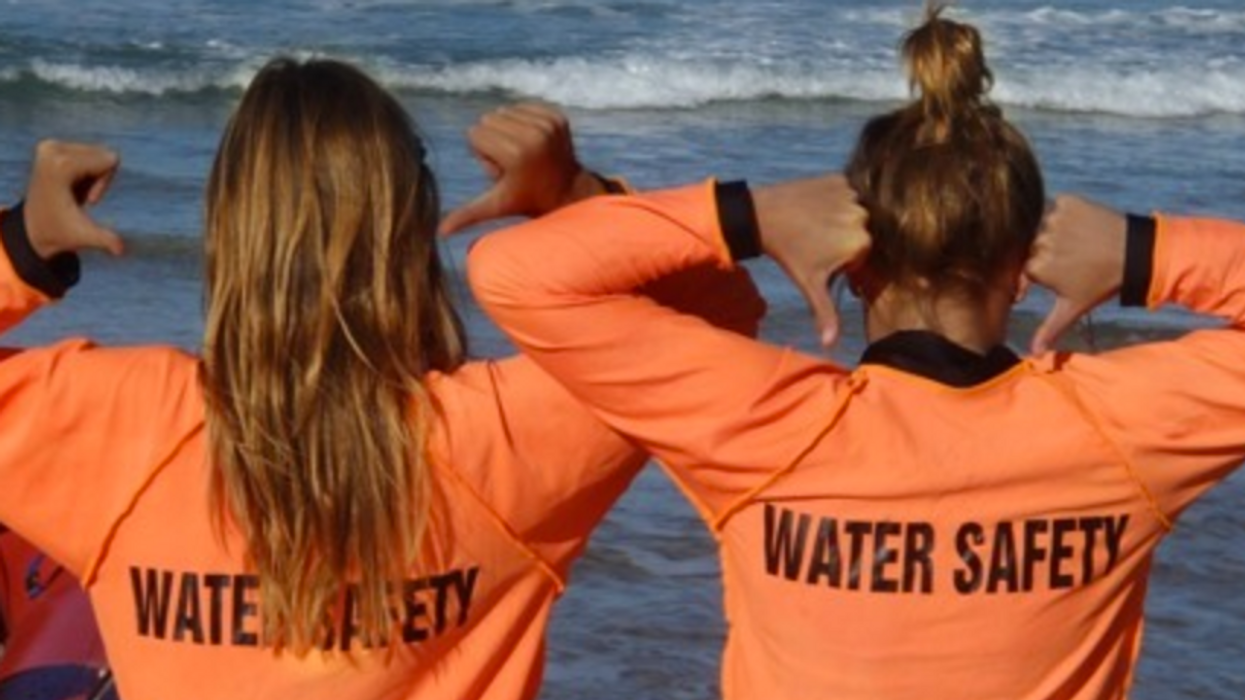 16 Struggles Lifeguards Know All Too Well