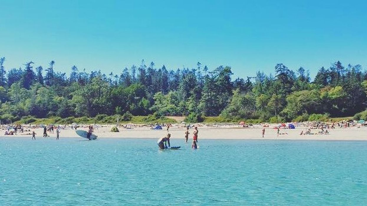 13 Most Surreal Beaches To Visit In BC Before Summer Ends