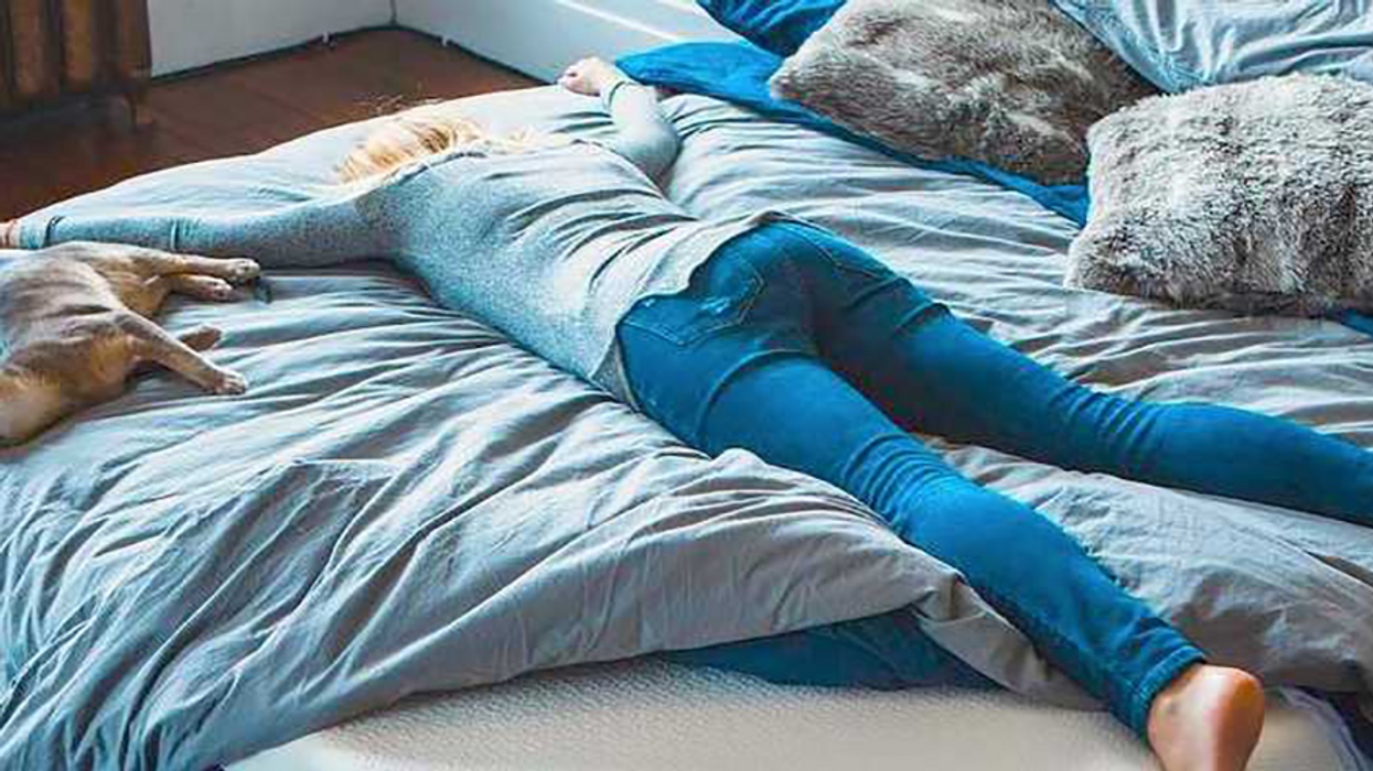 This Is Probably The Most Comfortable Mattress Ever And It's Canadian