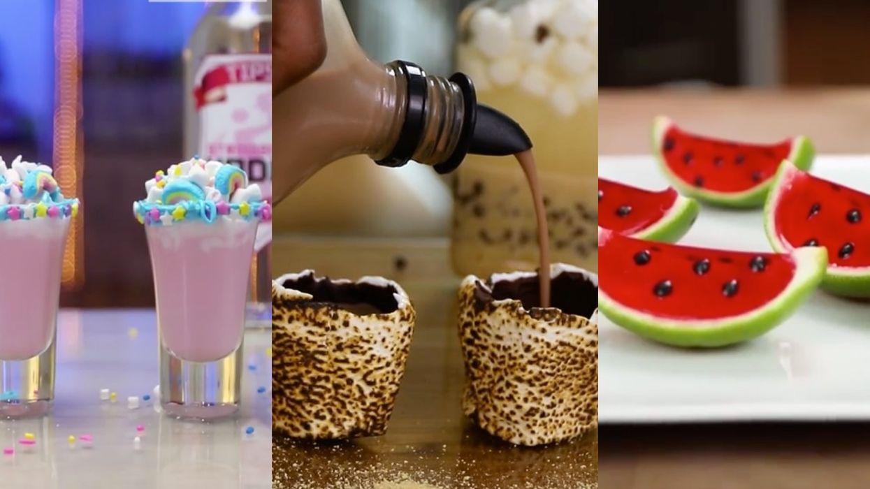 11 Crazy Delicious Shots You Need To Make ASAP