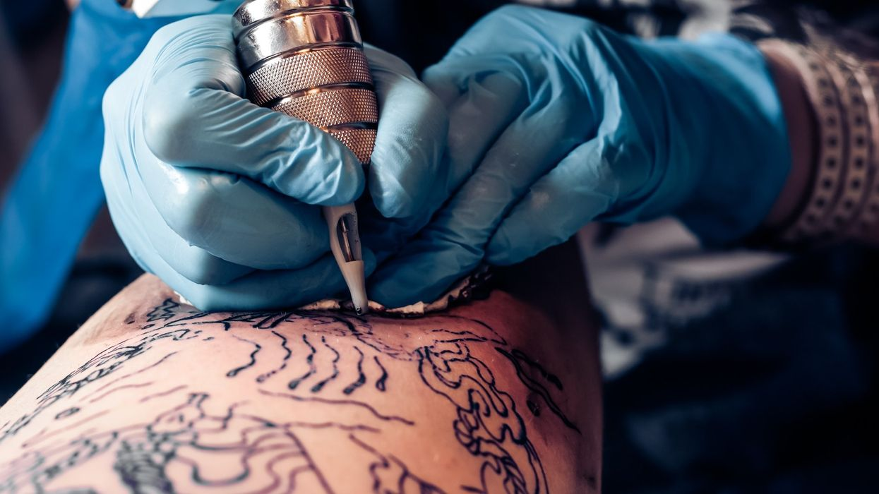 Kingston Is Hosting A Massive Tattoo Festival This Year