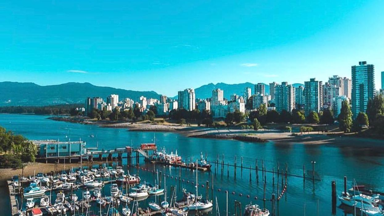 Vancouver's Smoky Skies Will Return To All Of It's Clear Beauty This Weekend